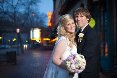 Anna & Brad, Milwaukee WI