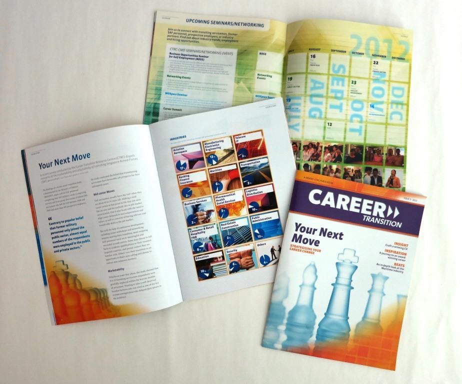 2012 design: sophisticated, creative, corporate