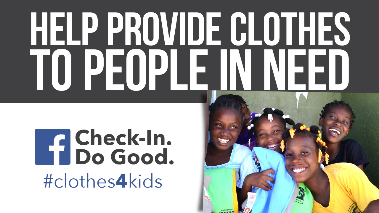 Causley's Reach Check-in program partnered with Soles4Souls in January 2016.