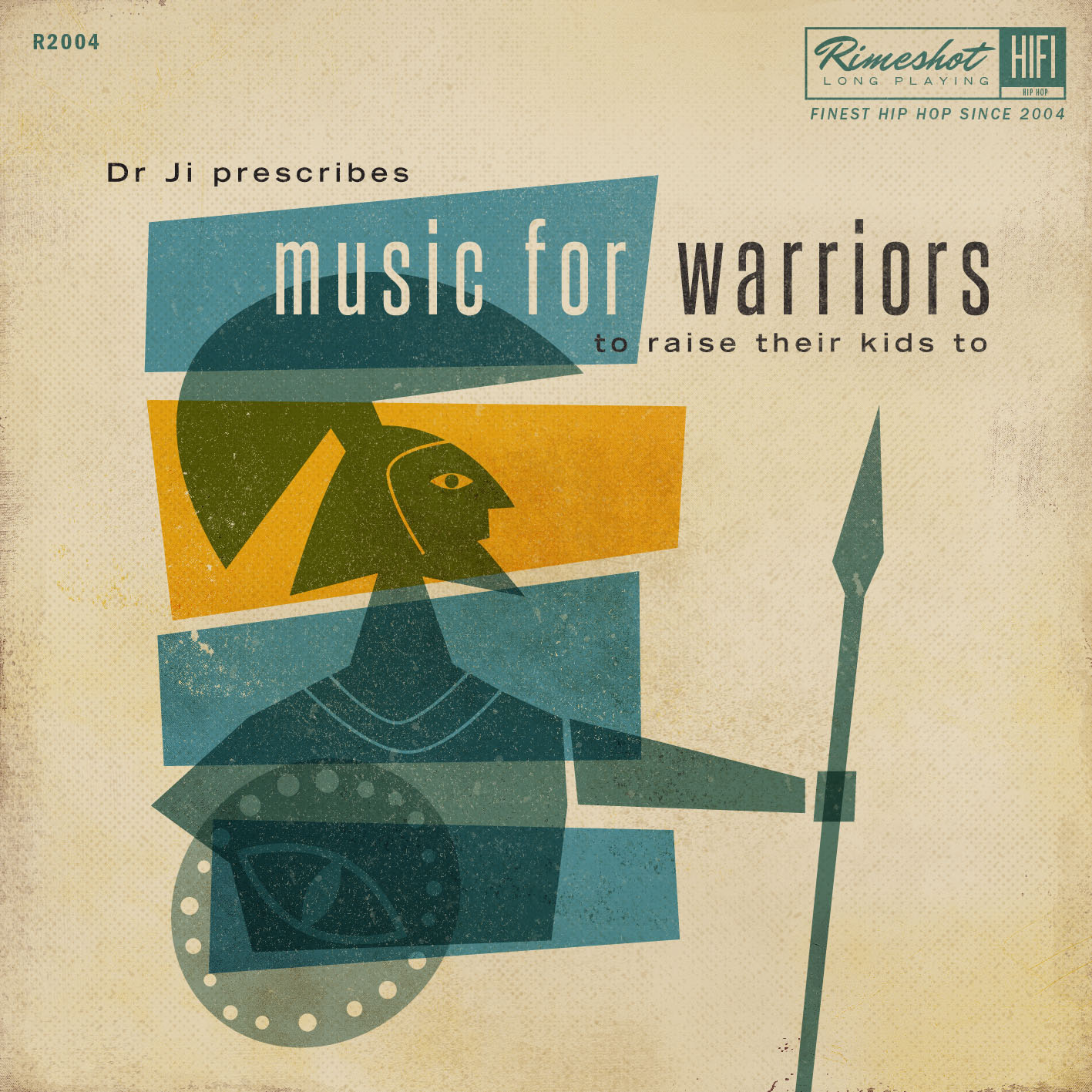 music for warriors to raise their kids to