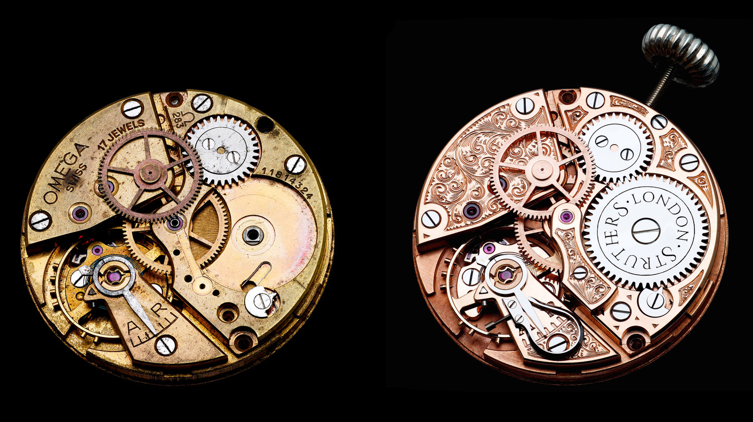 Struthers watchmaking
