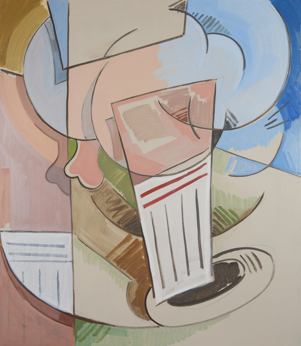 Super Tuesday, 2012, 116,5 x 101,5 cm. Oil on Canvas.