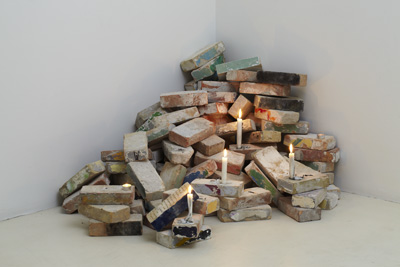 A Pile of Bricks, 2010
