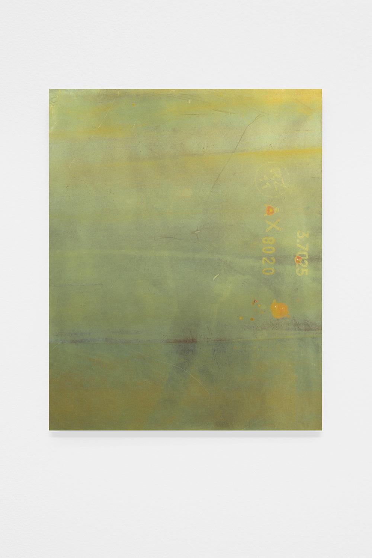 Untitled , 2014,20 x 25 cm, Anodized titanium