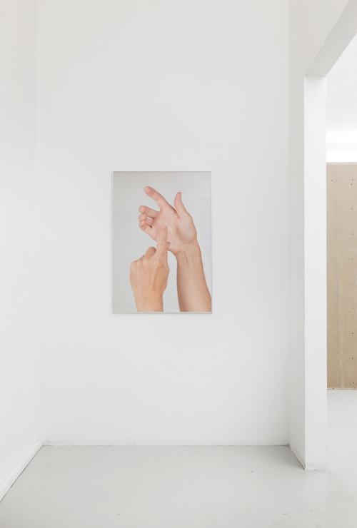 The Buzz , 2014, 100 x 70 cm Inkjet print on paper