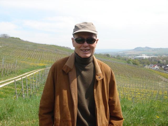 Freddy Fraek in Burgundy (private photo)