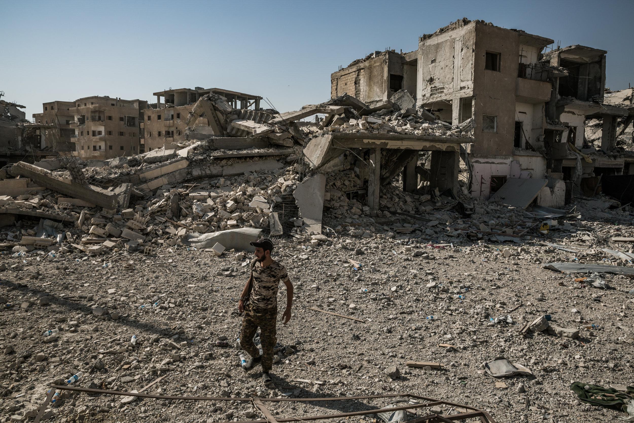 The Dark Last Act Of ISIS - La Presse