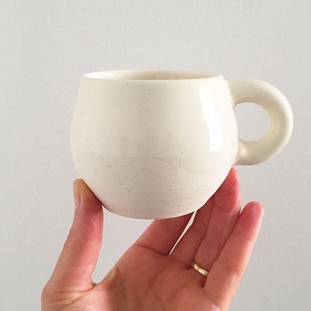 White on white.  #australianpottery #begavalley #farsouthcoastnsw #australianceramics
