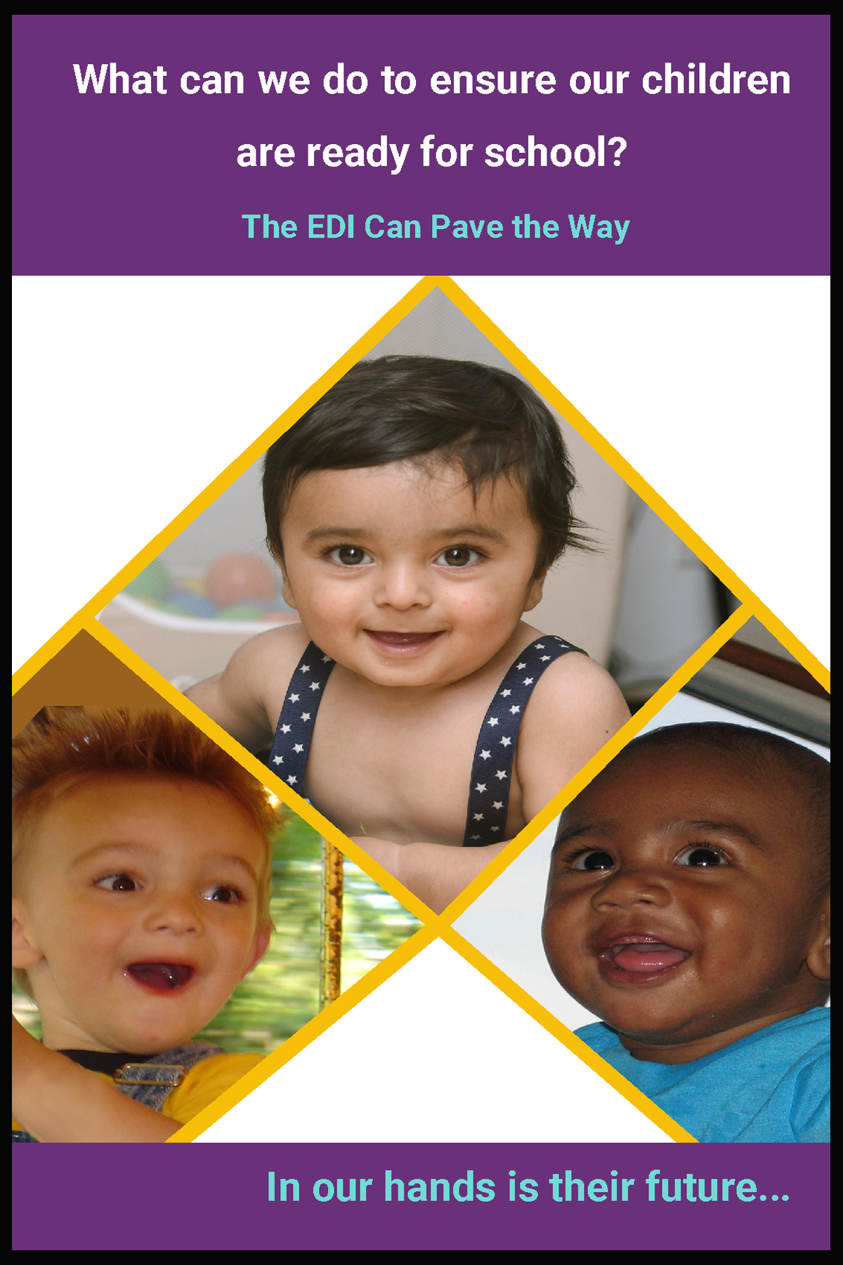 This booklet provides an overall view of kindergarten readiness in Spartanburg County.