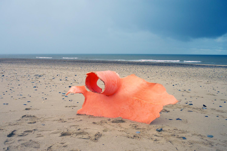 Washed up - orange