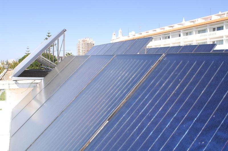solar térmico monte-gordo algarve