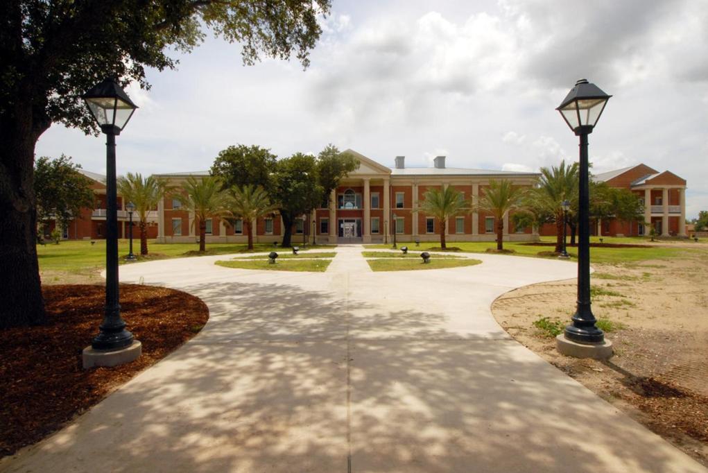 Joint Force Headquarters Jackson Barracks