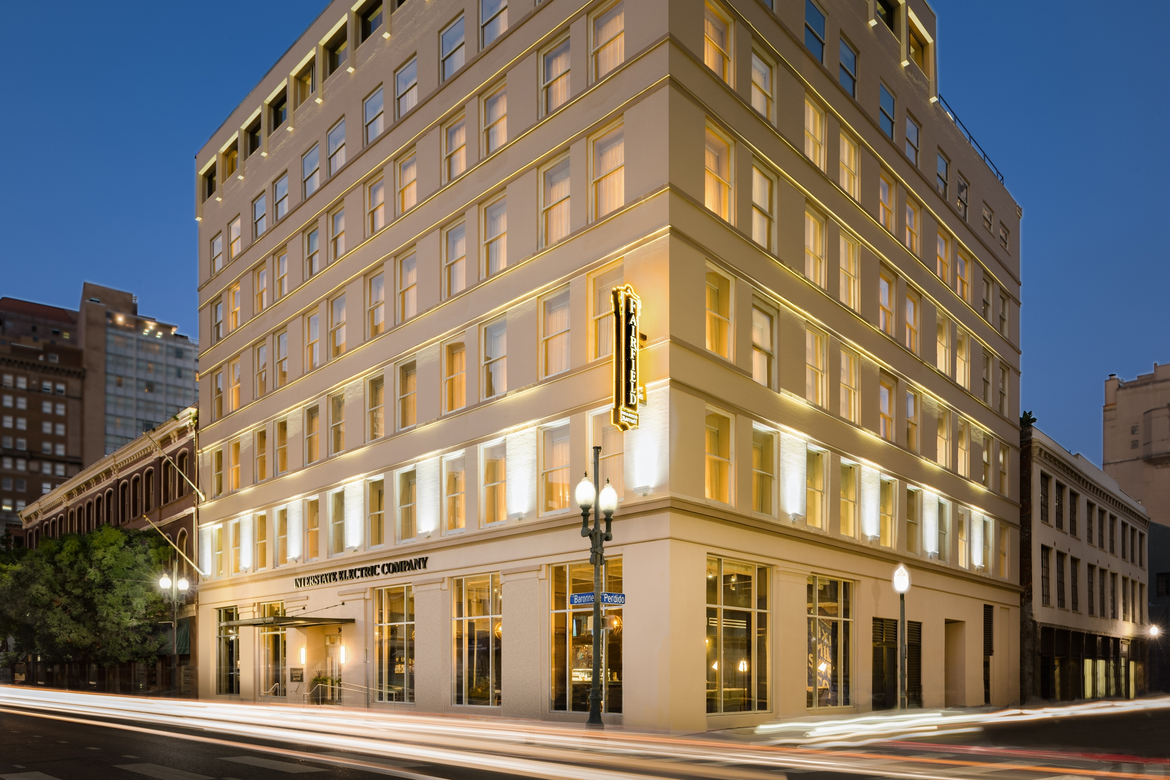 Fairfield Inn & Suites New Orleans exterior