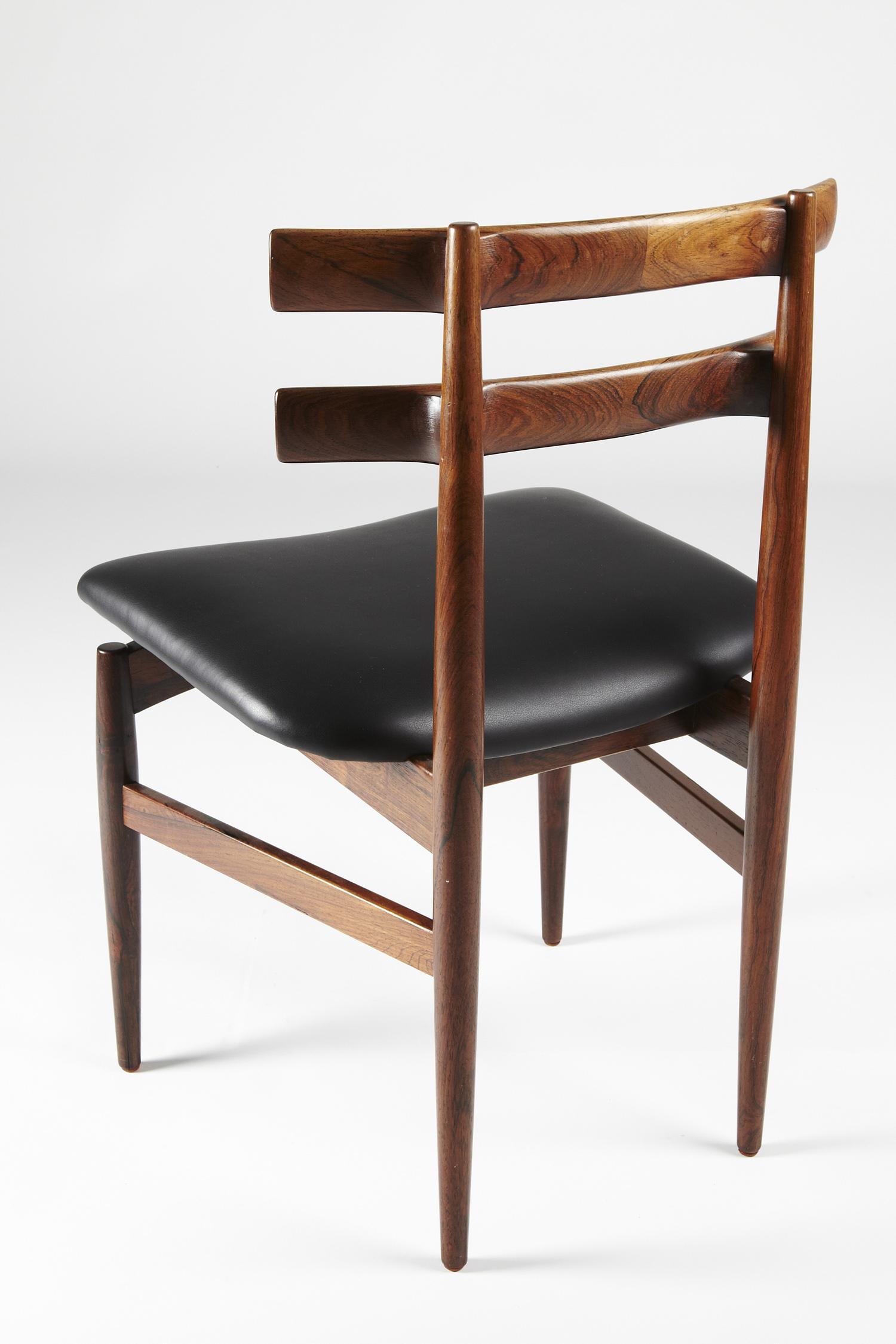 K Kristiansen 1963 Dining Chair  • made 1963-69 •