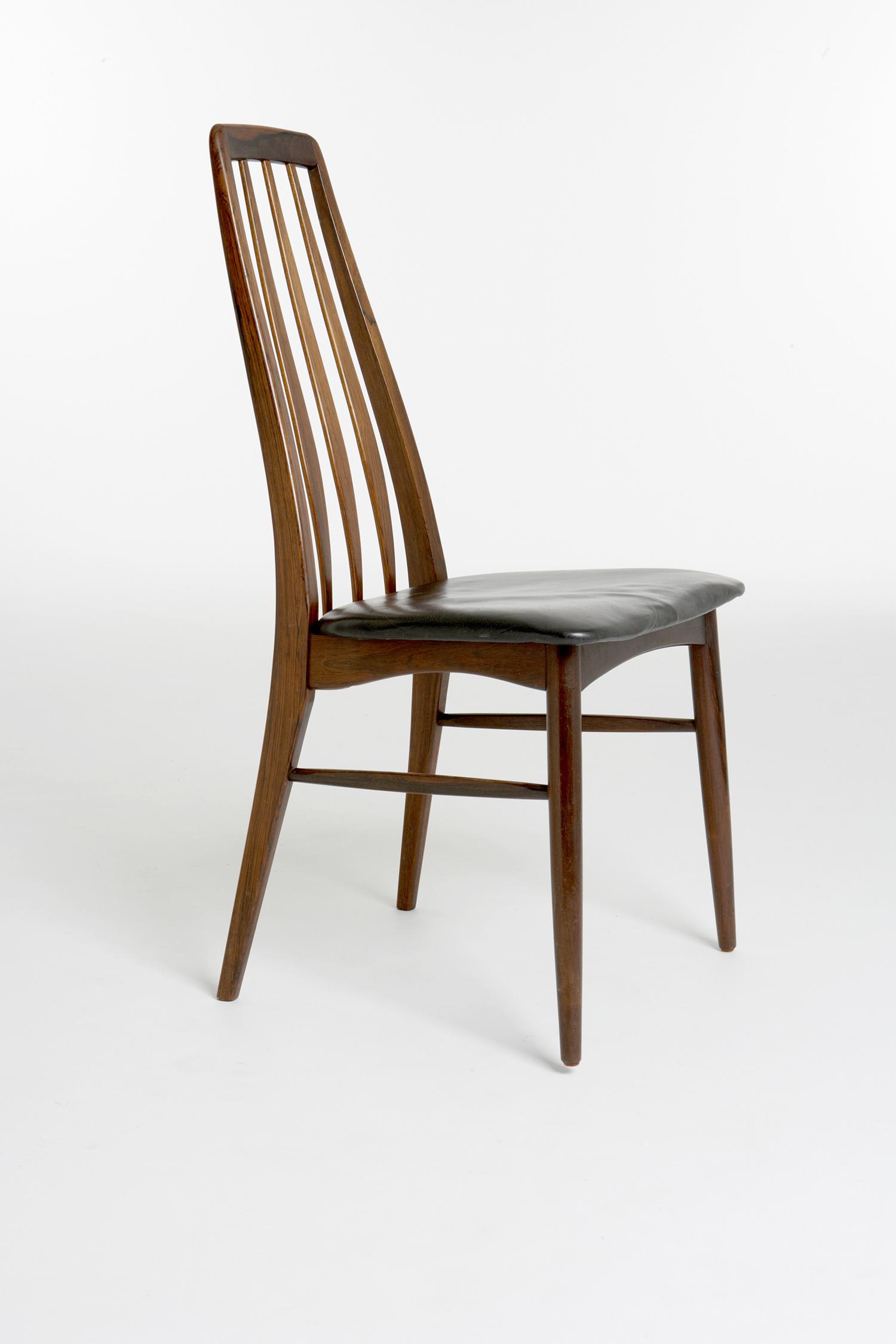 N Kofoed 1964 Spindleback Dining Chair   • made 1964-69•