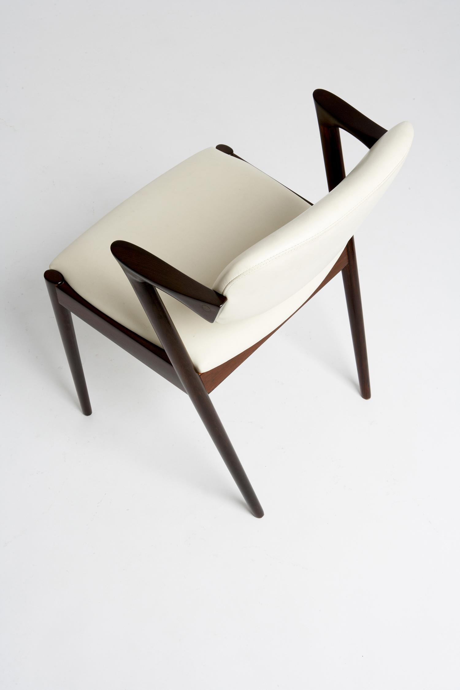 K Kristiansen 1957 Carver   • made 1957-90  •