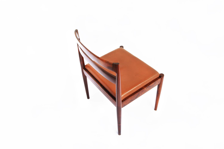 K Kristiansen 1954 Dining Chair   • made 1954-69    •