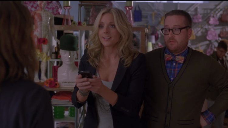 30 Rock Episode 5.07: Brooklyn Without Limits pictured with Jane Krakowski  (NBC, 2010)