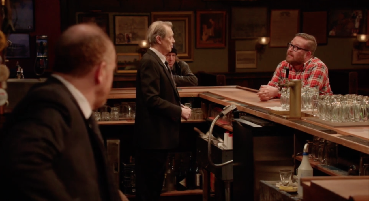 "Louis CK's ""Horace and Pete"""