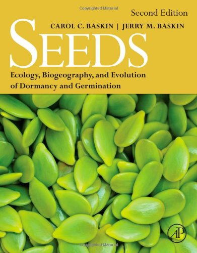 Baskin, C. C., and Baskin, J. M. (2014). Seeds: ecology, biogeography, and evolution of dormancy and germination. Second Edition. San Diego: Academic Press.