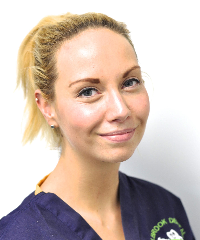 Steph Hillbrook Nurse