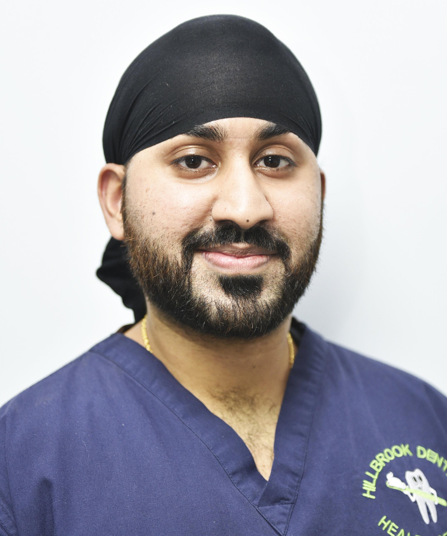Dr Sarandeep Singh Lolay  GDC: 252347 since 2014  -BDS (Birmingham, UK)