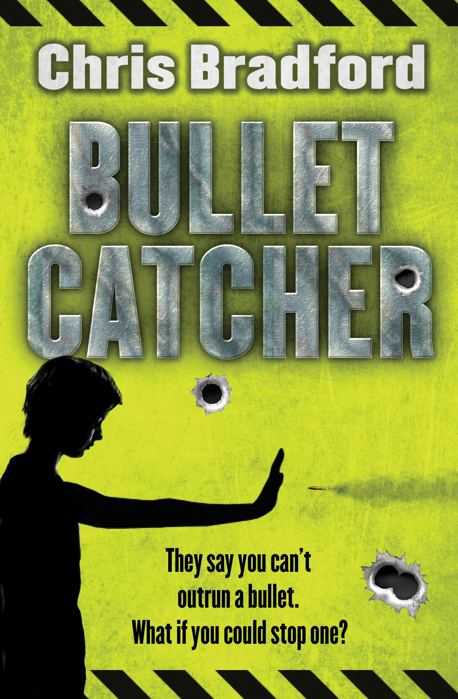 BULLET CATCHER [1 OF 3]
