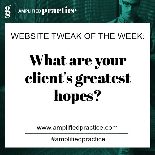 Counseling Website Tip| Amplified Practice Authentic Marketing & Business Coaching for Therapists