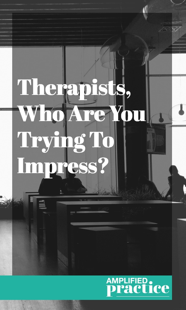 Therapist Website Copy| Amplified Practice Authentic Marketing & Business Coaching for Therapists