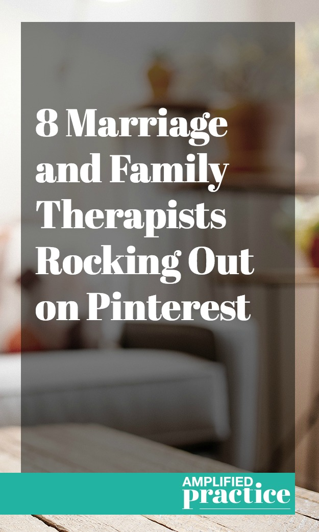 Counselors on Pinterest| Amplified Practice Authentic Marketing & Business Coaching for Therapists