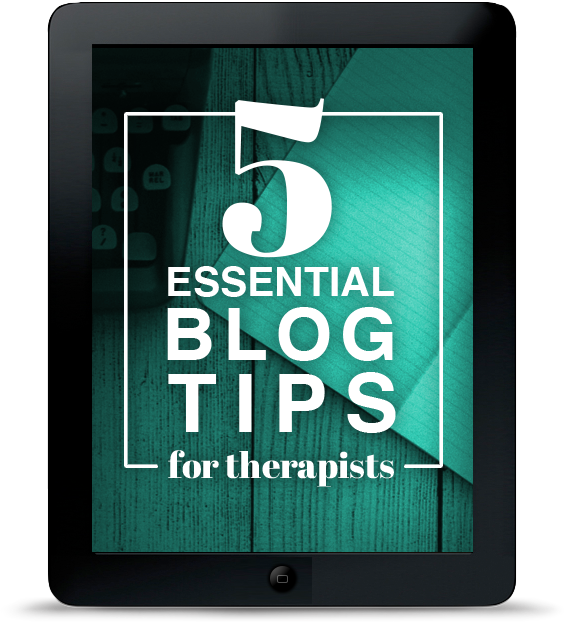 Therapist Blog Tips| Amplified Practice Authentic Marketing & Business Coaching for Therapists