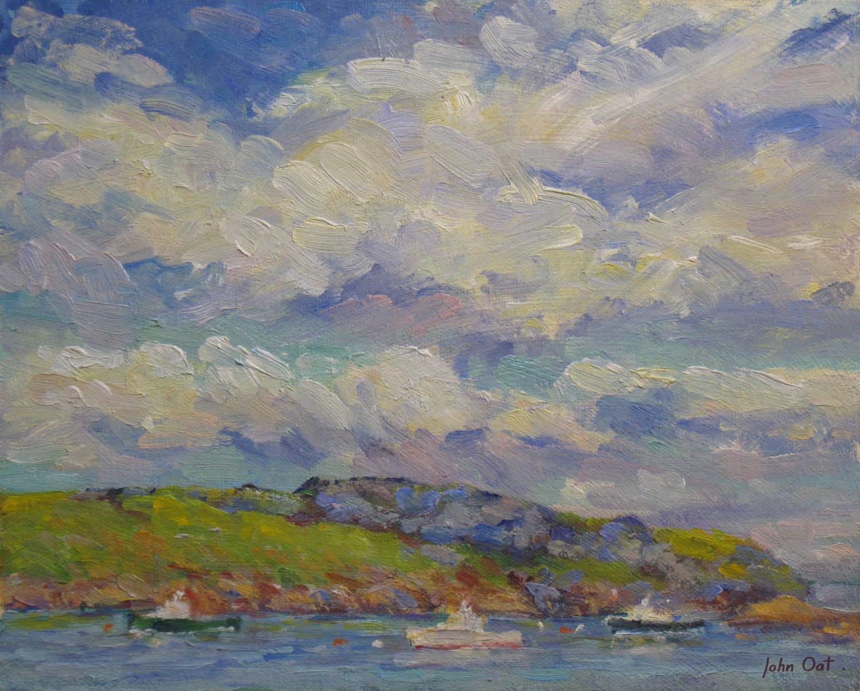 Big Sky Small Harbor