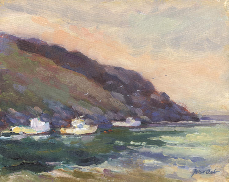 Working Harbor