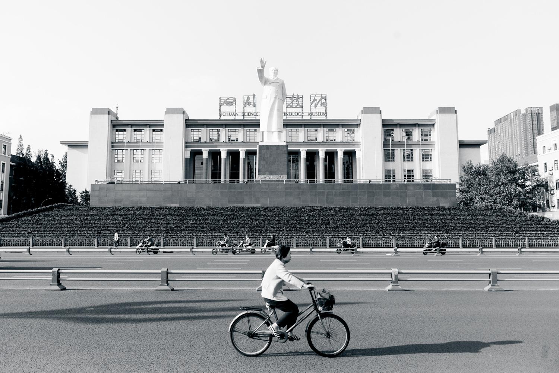 Travel documentary photography China