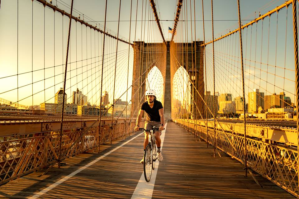 Biker: Roberto Mandje