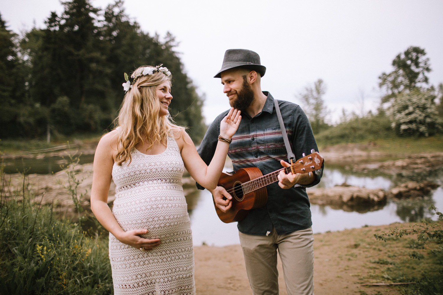 Portland Maternity Photos