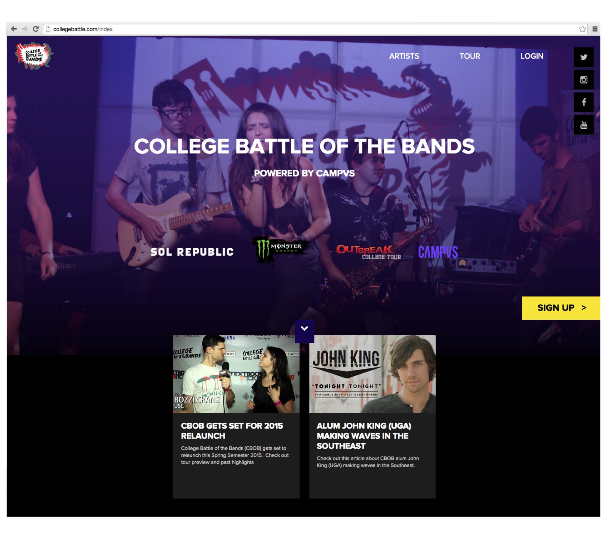 Website 2015