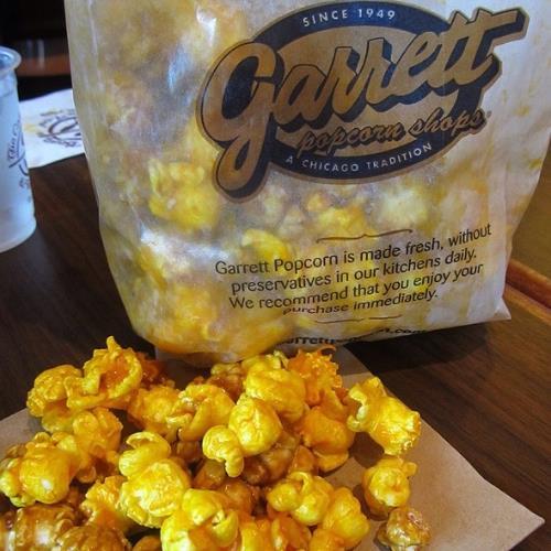 Popcorn - Social Media Week - Chicago - Socialty