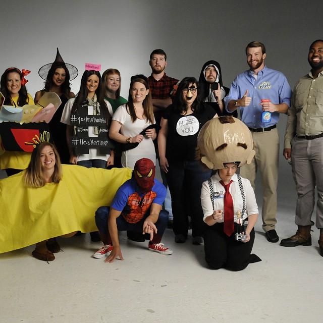 Halloween 2013 - Team M