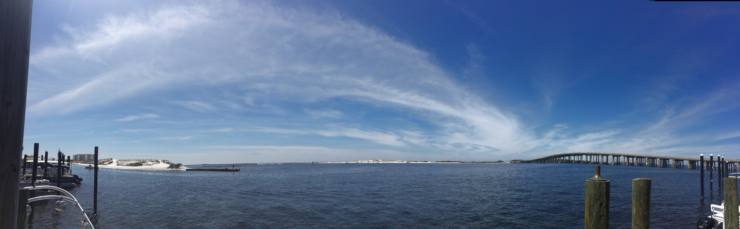 Sunday was the most perfect day to be in Destin.