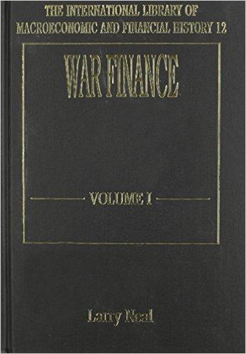 War Finance, 2 volumes