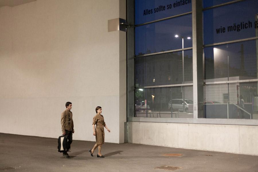 Franziska Linkerhand ein Fotoroman -zweite liga für kunst und kultur