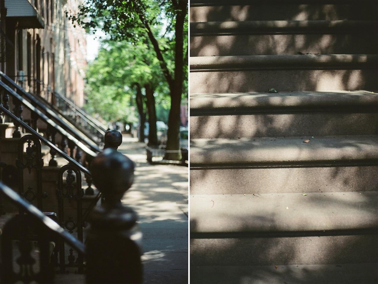 steps in Brooklyn