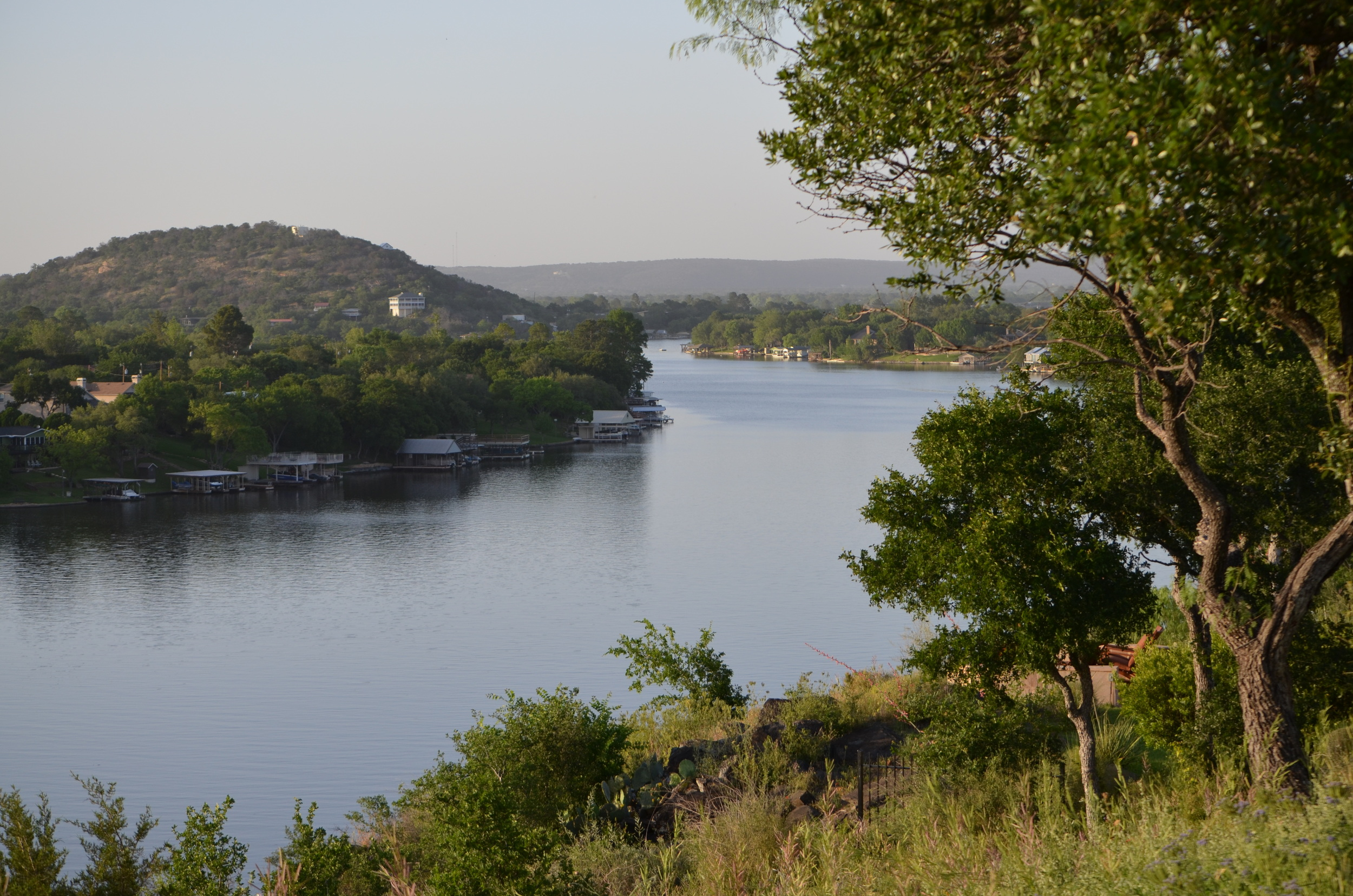 Lake LBJ View at Trails of Horseshoe Bay