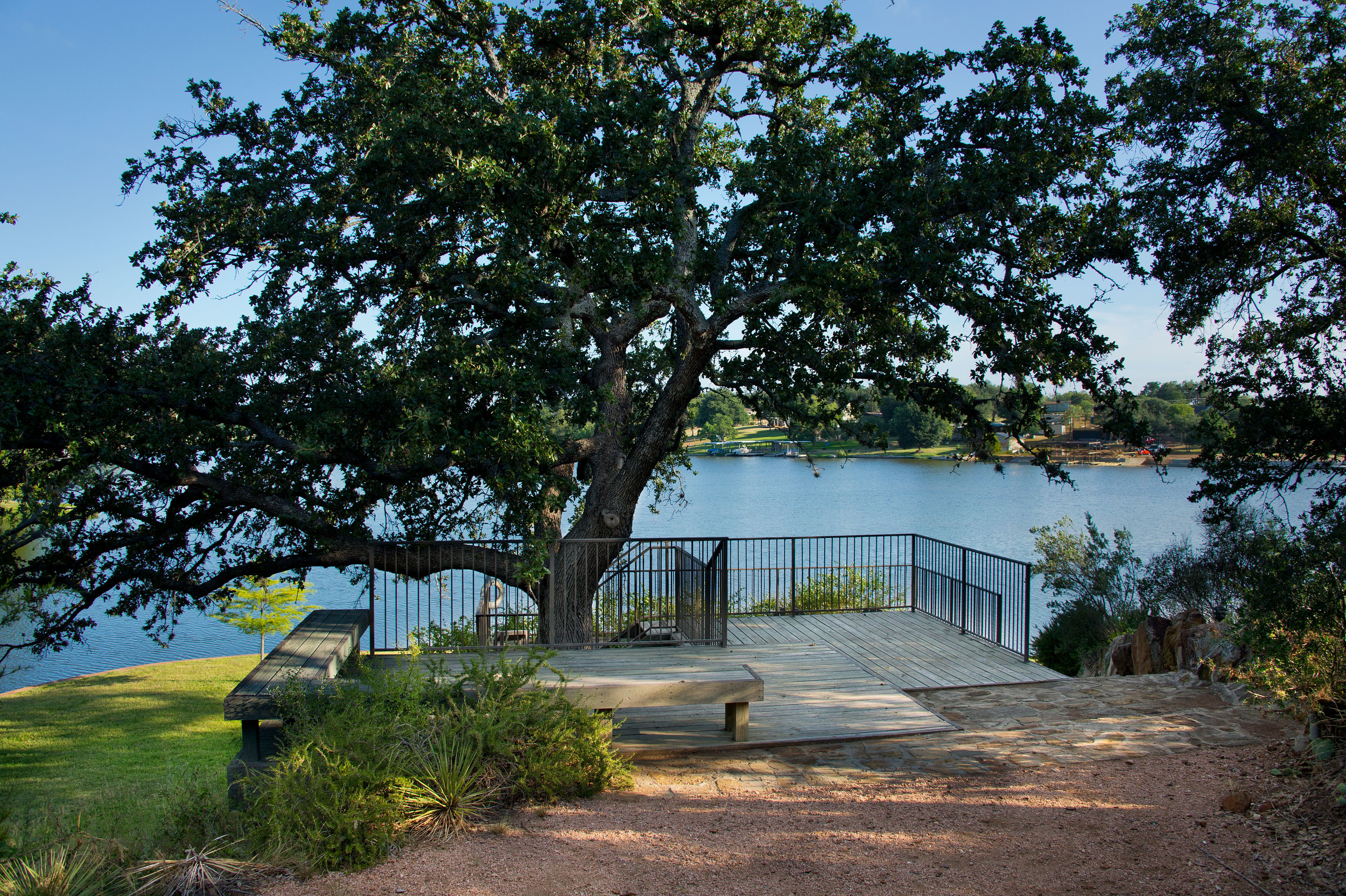 Waterside View of Lake LBJ at Trails of Horseshoe Bay