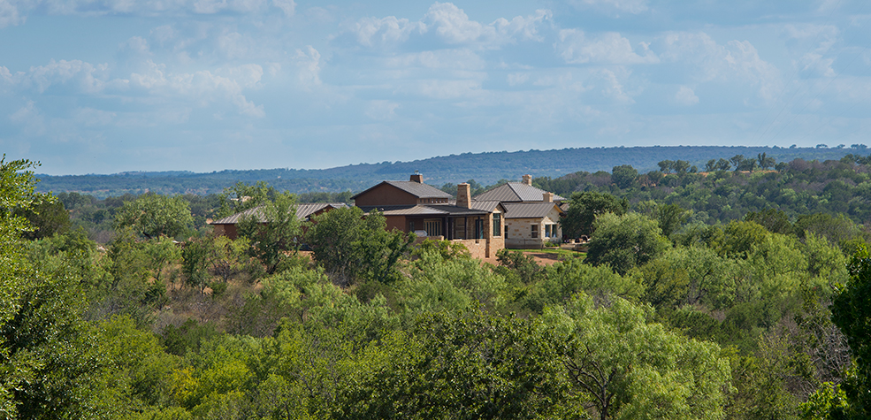 Scenic Views Overlook Texas Hill Country at Trails of Horseshoe Bay