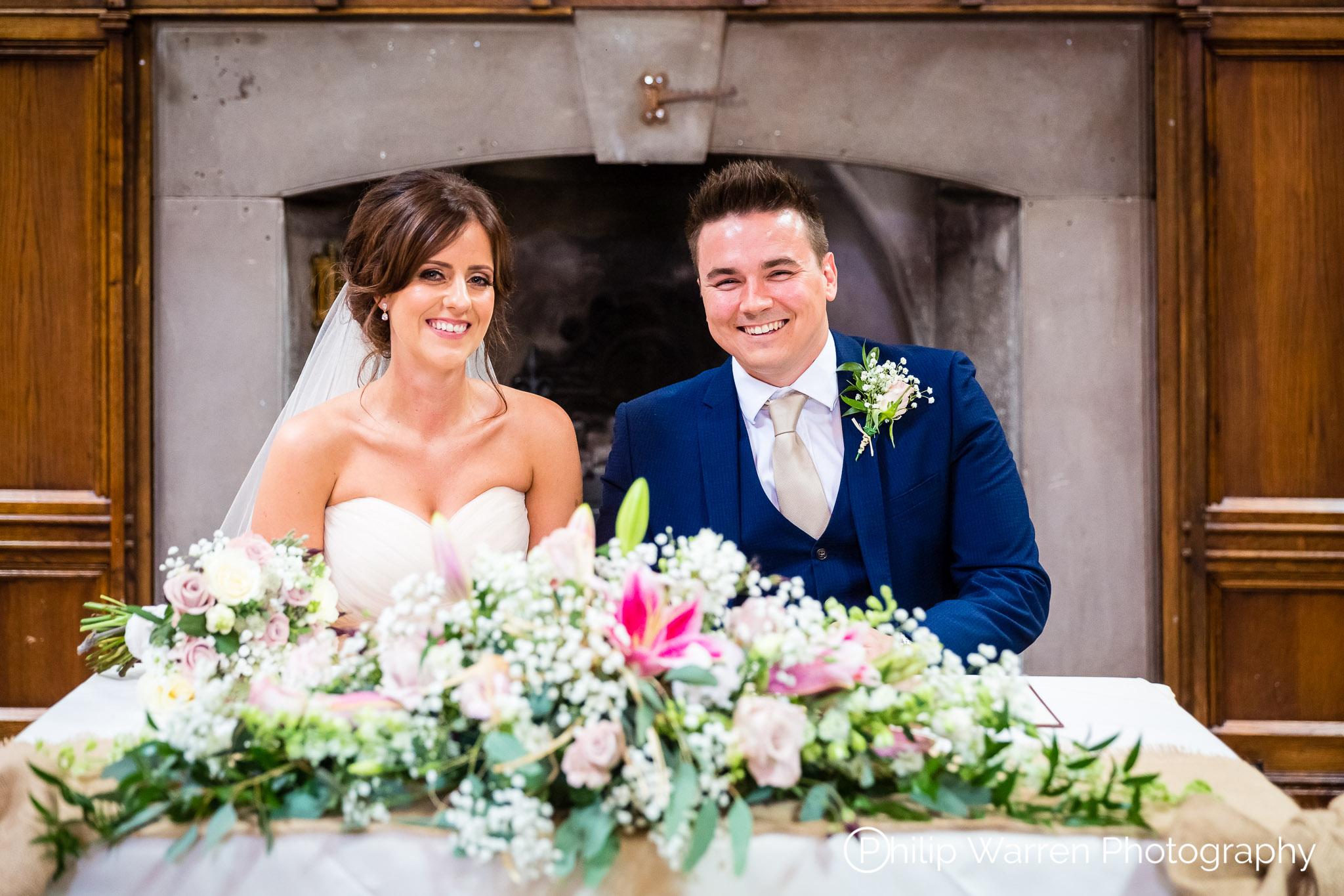 Just Married In Miskin