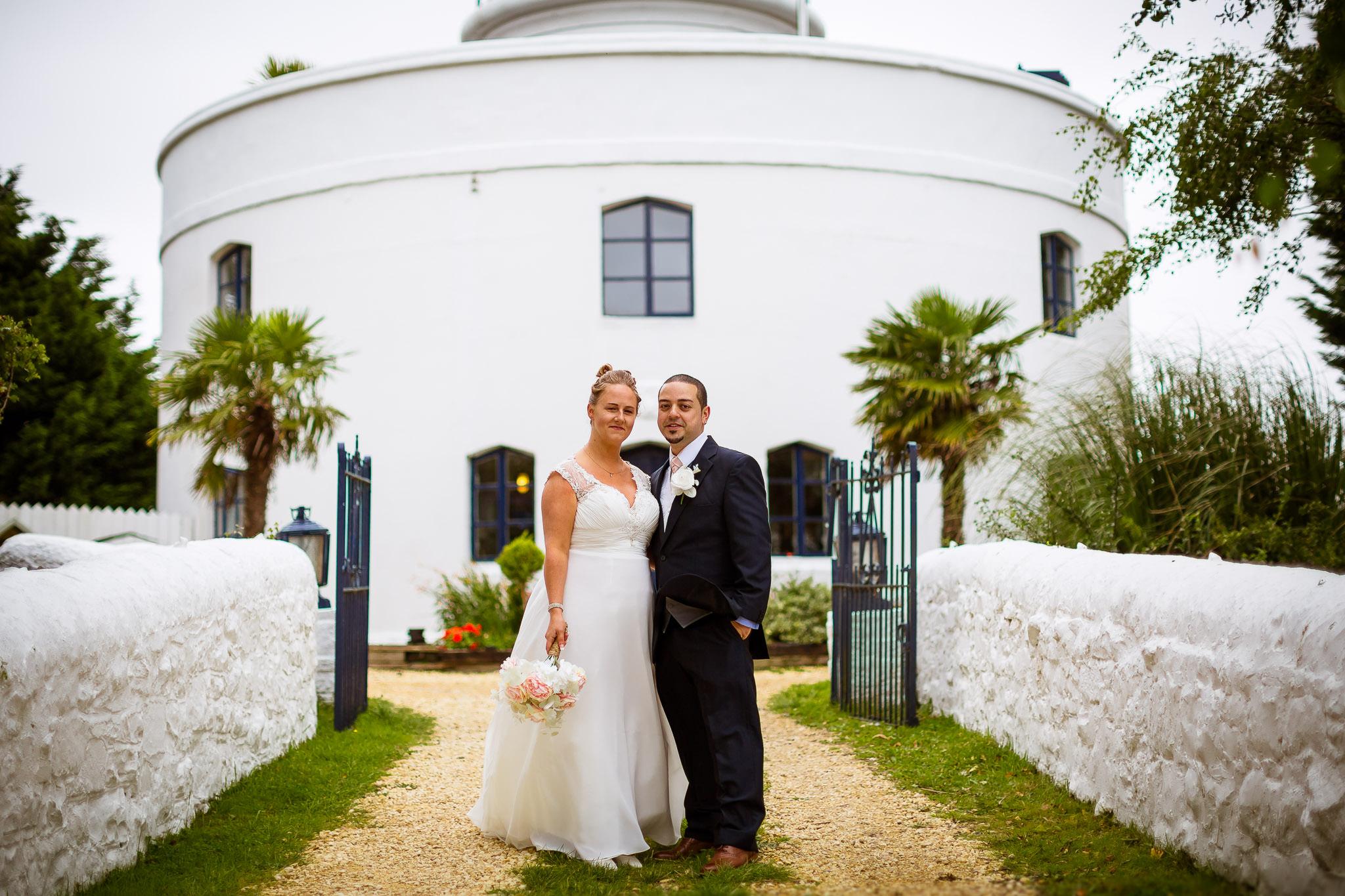wedding photography west usk lighthouse.jpg