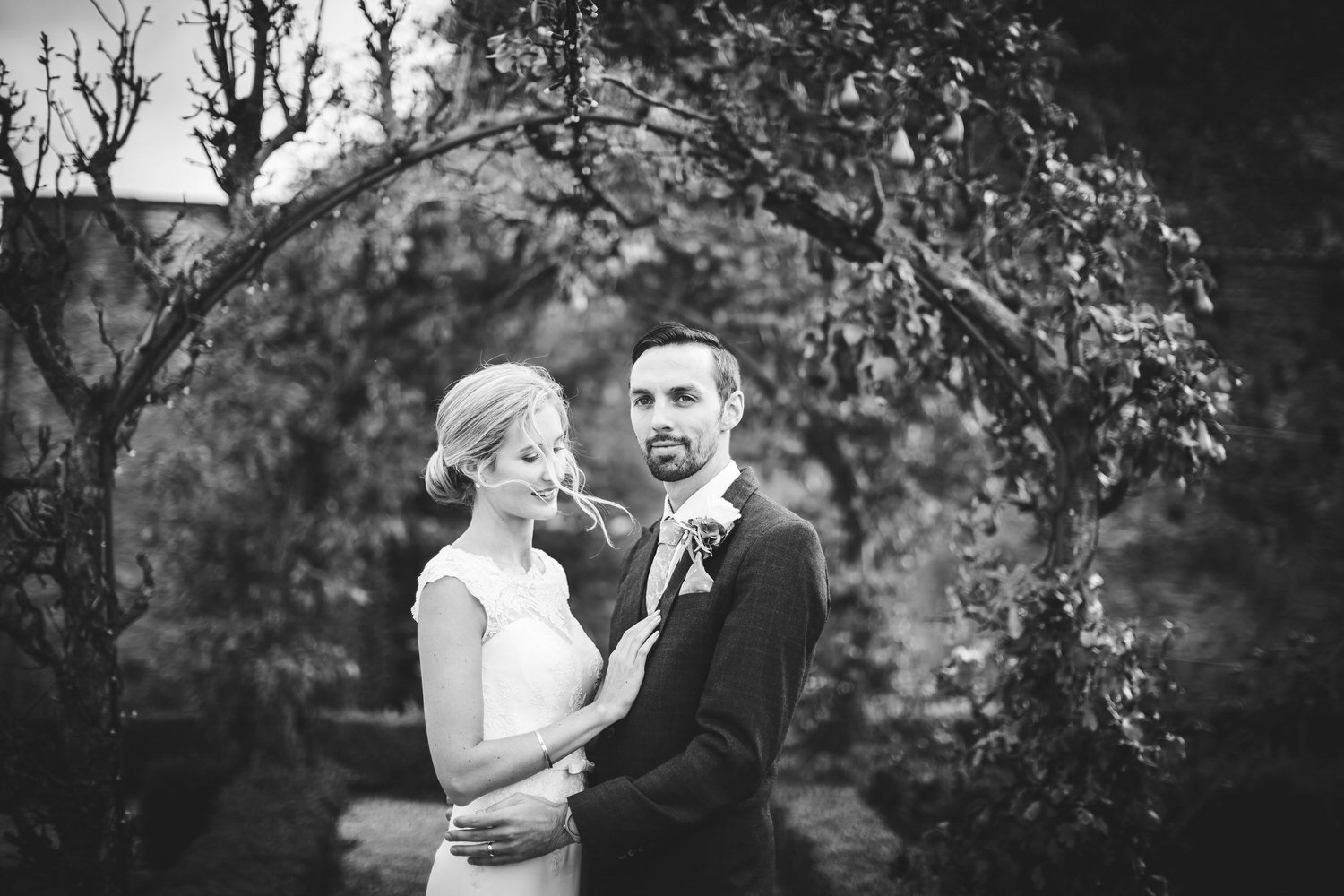 wedding photos at coombe lodge in blagdon