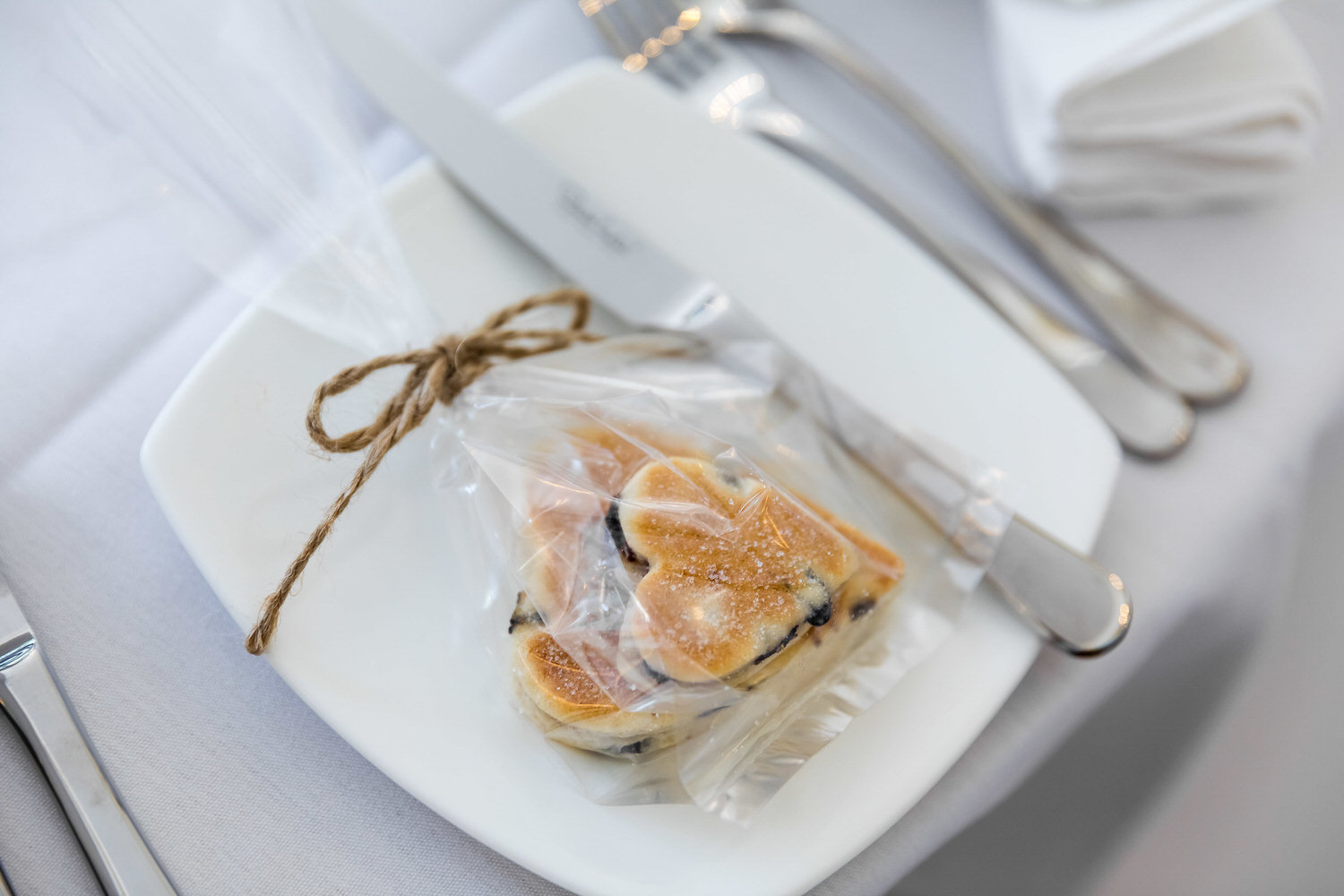 welshcake wedding favours